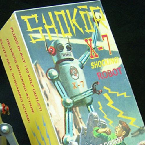SHOKOR Electric Robot